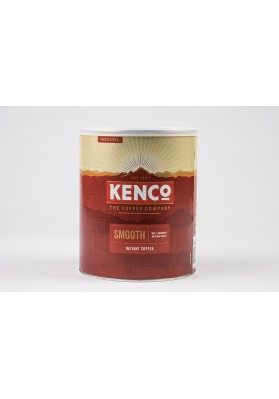 Kenco Smooth Instant Coffee Tin 1x750g