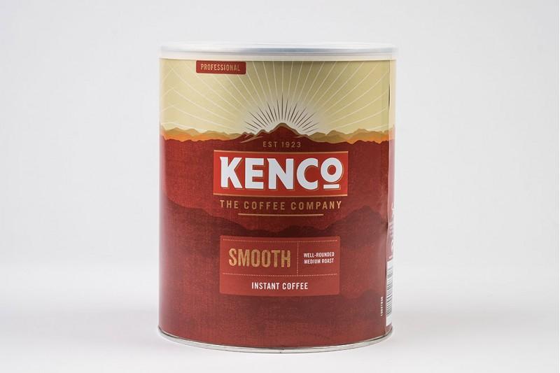 Kenco Smooth Instant Coffee Tin 1x750g