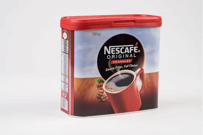 Nescafè Original Instant Coffee Tin 1x750g