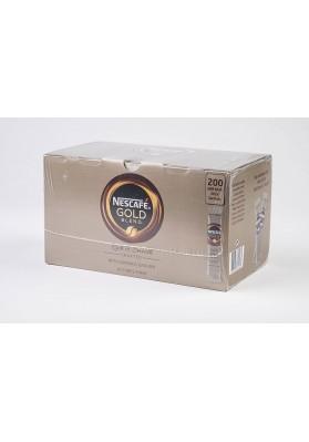 Nescafè Gold Blend Instant Coffee Sticks 1x200