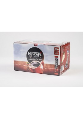 Nescafè Original Instant Coffee Sticks 1x200
