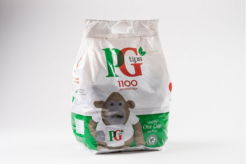 PG Tips One Cup Pyramid Tea Bags 1x1100