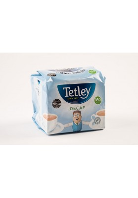 Tetley One Cup Decaf Tea Bags 1x160