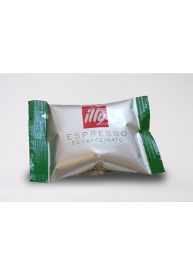 Illy Espresso Decaffeinated IES Capsules (green) 1x50