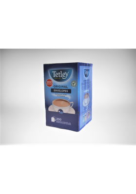 Tetley Enveloped Tea Bags 1x200