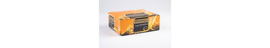Enveloped Tea Bags