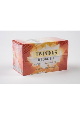 Twinings Redbush Enveloped Tea Bags 1x20