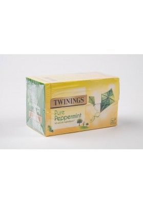 Twinings Peppermint Enveloped Tea Bags 1x20