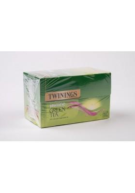 Twinings Jasmine Green Tea Enveloped Tea Bags 1x20