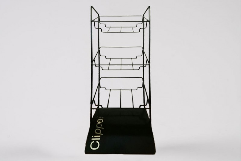 Clipper 3 Tier Tea Stand