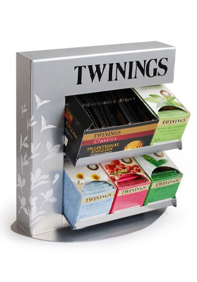 Twinings 2 Tier Tea Stand