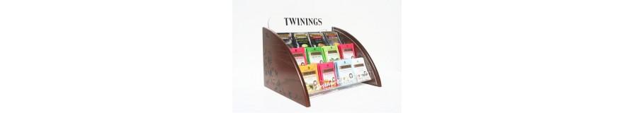 Tea Display Units